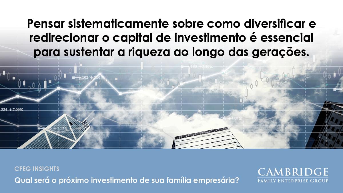 Investimento Família Empresária