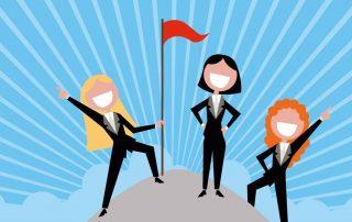 Mulheres Poder Executivas